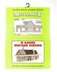 Metcalfe PN138 Wayside Station