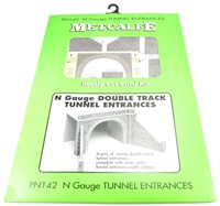 Metcalfe PN142 Tunnel Entrances