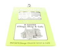 Metcalfe PN154 Village shop & cafe