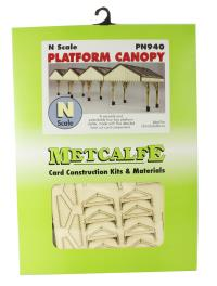 Metcalfe PN940 Platform 4-Bay Canopy