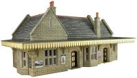 Metcalfe PO238 Stone-built wayside station (Card Kit)
