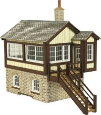 Metcalfe PO330 GWR Signal box (card kit)