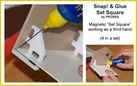 Proses PR-SS-01 Snap & Glue Set Square.