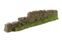 Javis Scenics PW1DBDAM Roadside Walling Rough - Dark Brown - Damaged - 135mm