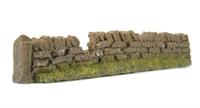 Javis Scenics PW1LBDAM Roadside Walling Rough - Light Brown - Damaged - 135mm