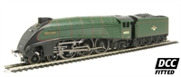 "Hornby R2784X Class A4 4-6-2 60022 ""Mallard"" in BR green with late crest - DCC Fitted (Railroad Range)"