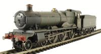 "Hornby R3019 Class 6800 Grange 4-6-0 6845 ""Paviland Grange"" in BR green with late crest - heavily weathered"