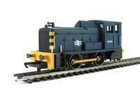 Hornby R3065 Class 06 diesel shunter in BR blue