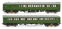 Hornby R3161B Class 401 2-BIL 2 car EMU in SR green