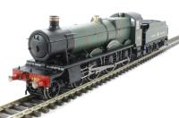 Hornby R3170 Class 4900 4-6-0 Hall 4901 'Adderley Hall' in GWR livery (livery tbc) (Railroad range). New tooling for 2013