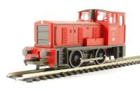 Hornby R3283 Bagnall shunter in red livery  - Railroad range