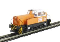 Hornby R3353 Sentinel 4wDH in Balfour Beatty livery