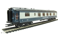 Hornby R4529 Brighton Belle pullman trailer first kitchen S281S in BR blue & grey