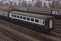 Hornby R4610 BR blue & grey MK2E TSO tourist second open with lights