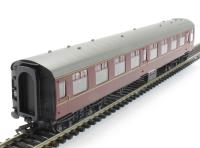 Hornby R4643A BR Mk1 Second Open Coach, Maroon