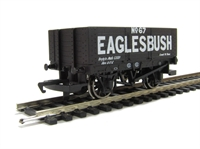 "Hornby R6591 6 Plank Wagon ""Eaglesbush"""