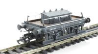 Hornby R6643D ex-GWR shunters truck DW41091 in BR grey (South Lambeth)