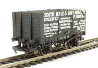 Hornby R6651 7 plank end tipping wagon 'South Wales Anthracite Colly Co. Ltd'