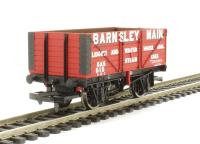 Hornby R6654 8 plank wagon 'Barnsley District Coking Co.'