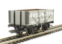 Hornby R6658 7 plank wagon 'Rossington Main Coll. Co. Ltd.'