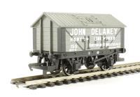 Hornby R6659 Lime wagon 'John Delaney'