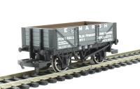 Hornby R6667 4 plank wagon 'E. Marsh'