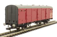 Hornby R6683A Extra long CCT Van B in BR livery