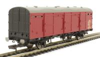 Hornby R6683 Extra long CCT Van A in BR livery
