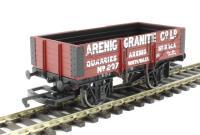 Hornby R6699  Arenig Granite Co. Ltd 5 Plank Wagon