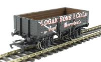 Hornby R6701  Logan & Sons 5 Plank Wagon