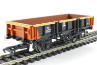 Hornby R6709  Loadhaul ZBA Rudd (Black & Orange)