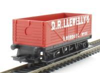 Hornby R6721  RailRoad LWB Open Wagon 'D.R. Llewellyn'