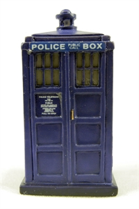 """Hornby R8696 Police box - Skaledale """"Street life collection"""""""