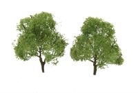 Hornby R8913 Deciduous  75mm (Pack of 2) - Professional trees