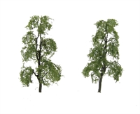 Hornby R8919 Birch 100mm (Pack of 2) - Professional trees