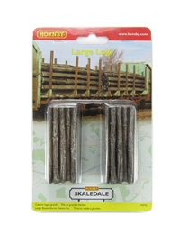 Hornby R9701 Log Load - Large Logs (2 Pieces) Suitable for OTA