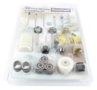Model Craft RC9002 30 Piece Cleaning & Polishing set to fit all mini rotary tool