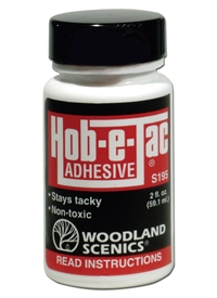 Woodland Scenics S195 Hob-E-Tac Adhesive