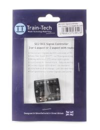 Train Tech SC2 2 Aspect & Route or 3/4 Aspect signal controller