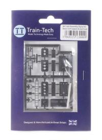 Train Tech SK1 Signal kit with post (no LEDs)