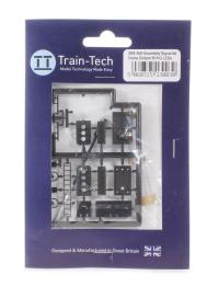 Train Tech SK4 Home/Distant signal kit with R/Y/G LEDs