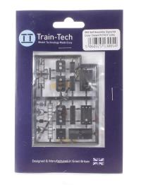 Train Tech SK6 Outer distant signal kit with R/Y/G/Y LEDs