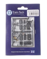 Train Tech SK7 Dual home signal kit with R/G LEDs