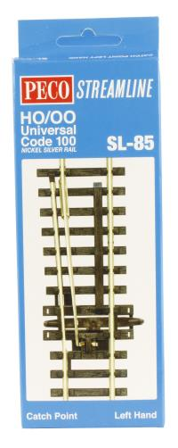Peco Products SL-85 Catch point L/H
