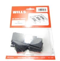 Wills Kits SS17 Coal bunkers