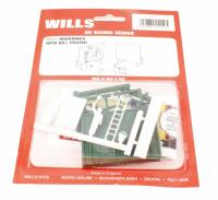 Wills Kits SS21 Advertising hoardings & bill poster, including printed posters