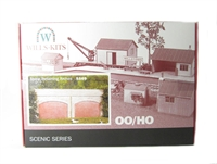 Wills Kits SS69 4 x Stone type retaining arches