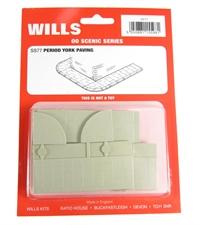 Wills Kits SS77 Period York Paving