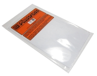 Plastruct SSM-101 91201 0.25mm Clear Styrene Sheet Per 3