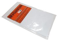Plastruct SSS-101 91101  0.25mm Styrene Sheet x 8